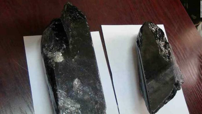 The largest tangonite gems in history sold for three million dollars