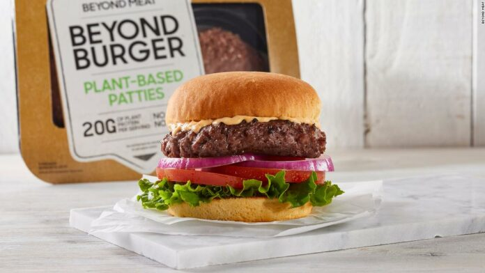 Beyond meat, it comes to Alibaba stores in China