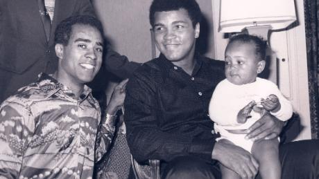 Muhammad Ali was an inspiring and talismanic character for Ribbs (courtesy: Chassy Media)