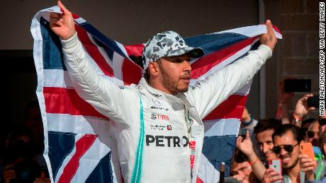 Six-time F1 world champion Lewis Hamilton is a vocal advocate of greater diversity in the sport