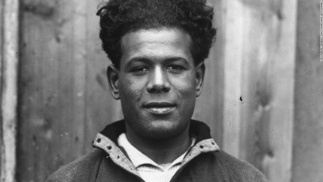 Jack Leslie: A statue campaign launched for the pioneering Black footballer