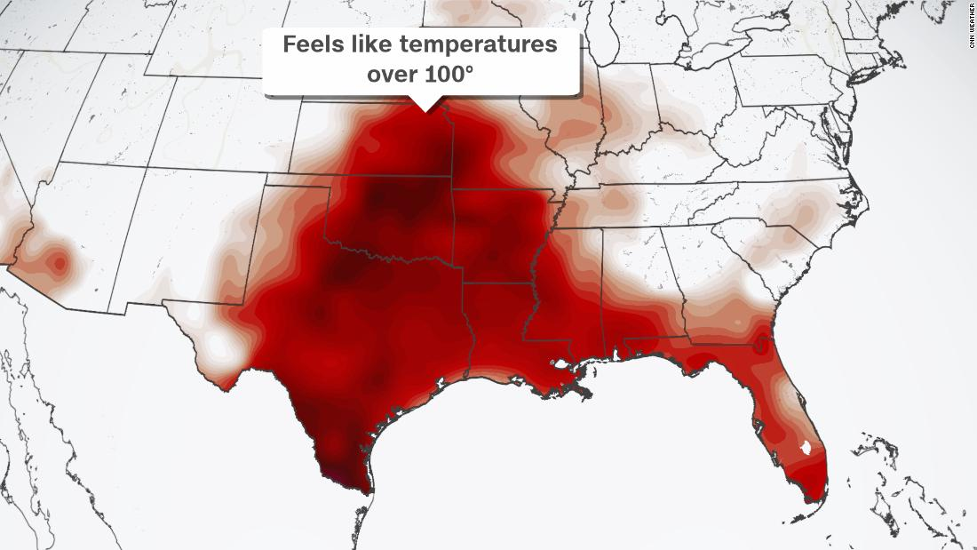 Texas Time: A potentially deadly weather pattern is being set