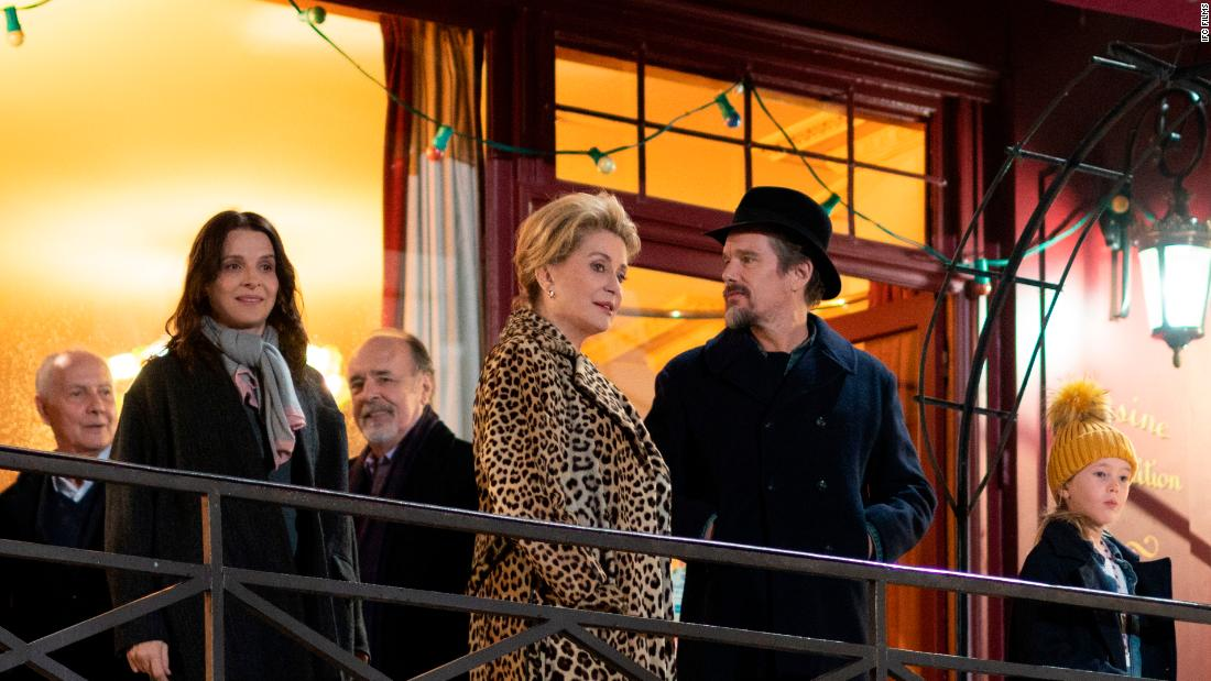 Review 'Truth': Catherine Deneuve shines in a mother-daughter story