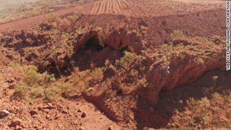 Rio Tinto apologizes for blowing up the 46,000-year-old Australian area of Pilbara, Australia