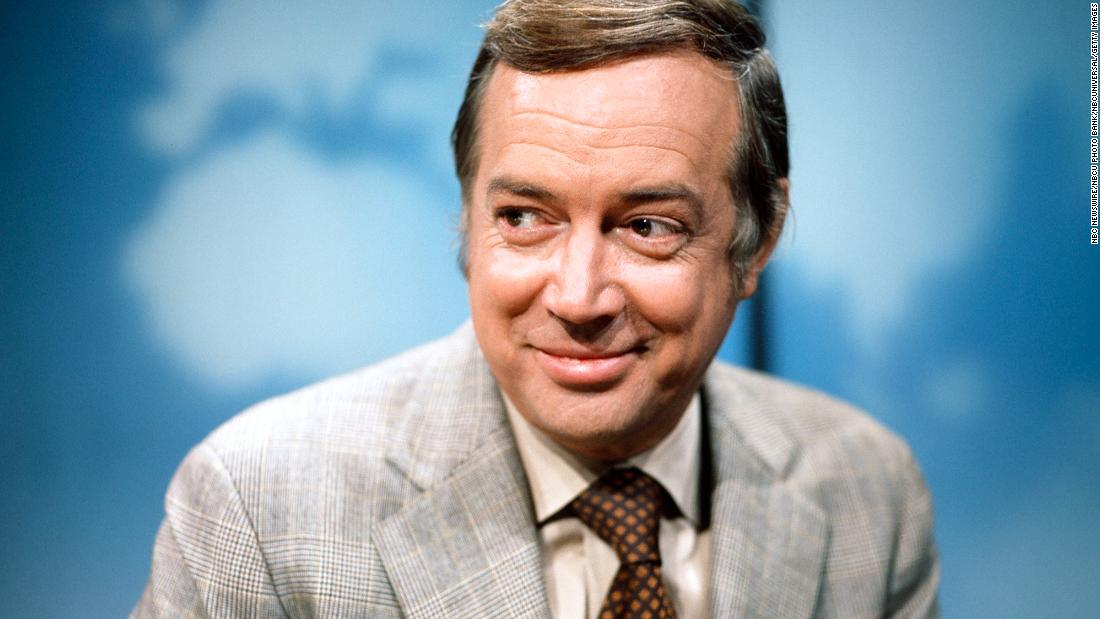 Hugh Downs, anchor '20 / 20 'and' Today ', dead at 99 years old