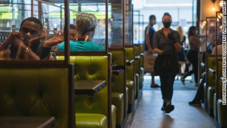 Indoor and Outdoor Stores: Which Restaurant Tables Are Safer?