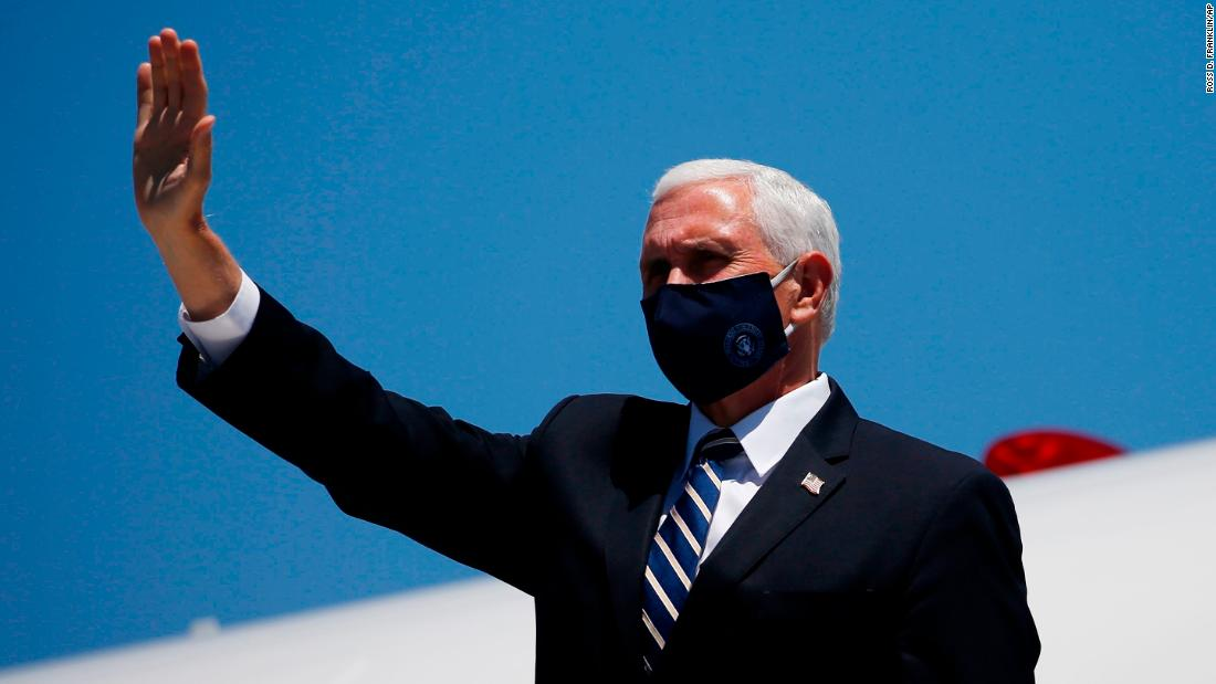At least 8 secret service agents stuck in Phoenix with coronavirus after traveling to Pence