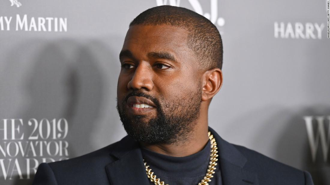 Kanye West says he is running for president. But he didn't really take any steps