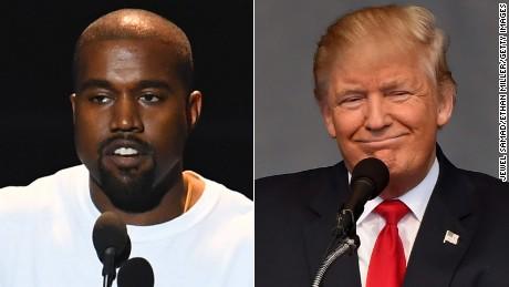 Kanye West says the Trump MAGA hat made him feel like Superman & # 39;