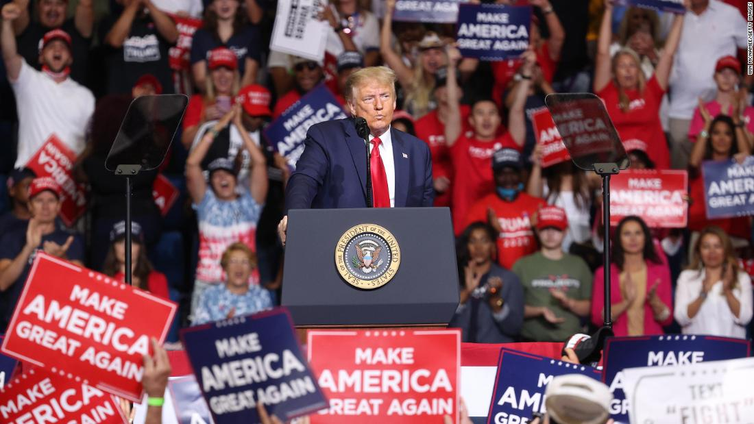 Trump will hold a rally in New Hampshire on Saturday