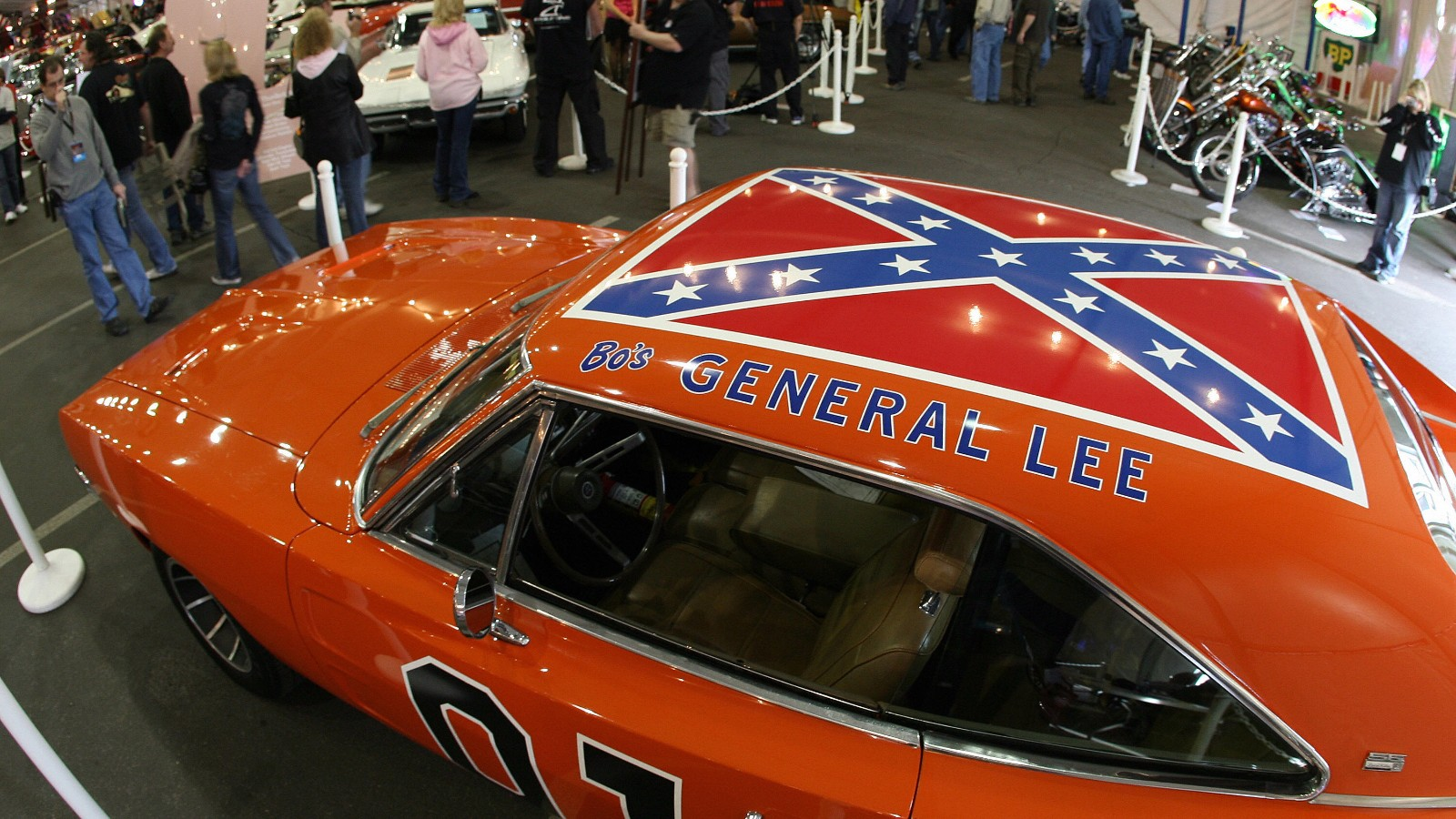 The General Lee 'Dukes of Hazzard' museum is not moving, the museum says