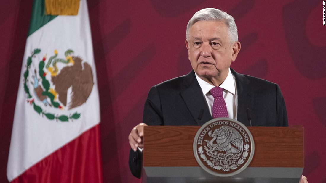 Mexican President López Obrador is flying an advertisement to visit Trump. Here's how it works