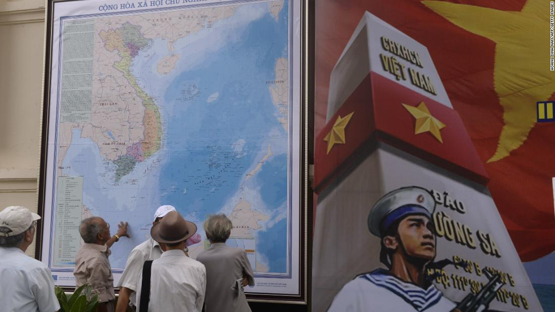 Tiny islets that could explode China-Vietnam relationship