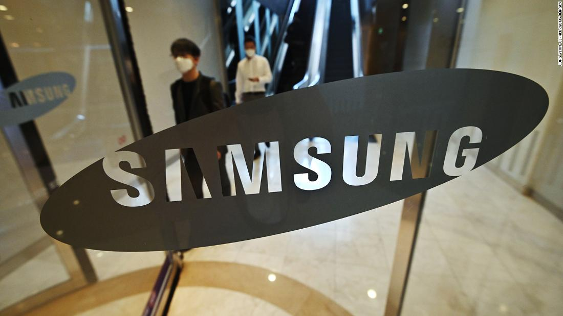Samsung says profits have jumped 23%, probably thanks to high chip demand