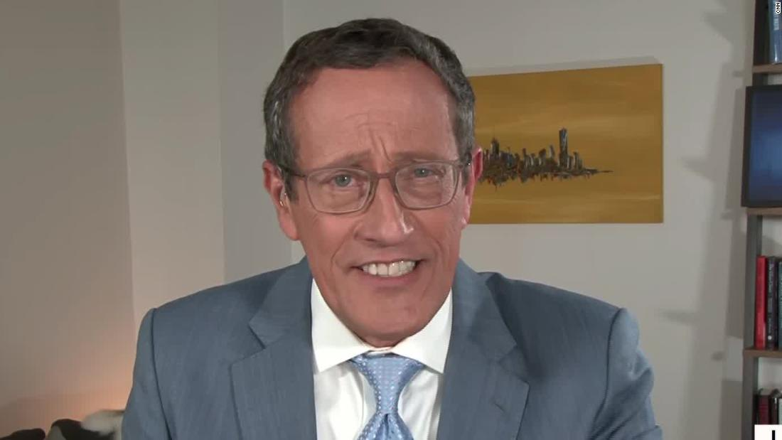 Richard Quest: I got Covid-19 two months ago. I am still discovering new areas of damage