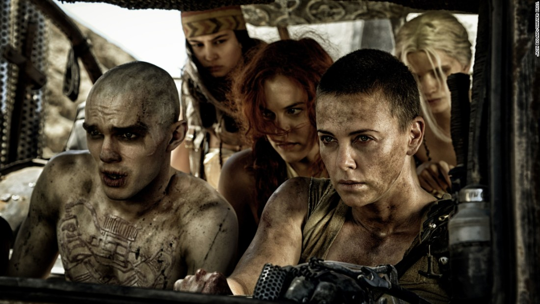 After Charlize Theron passed away because of Mad Mad Max, 'Mad Max' was 'hearty'