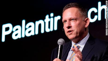 Secret company for data Palantir Technologies file for IPO