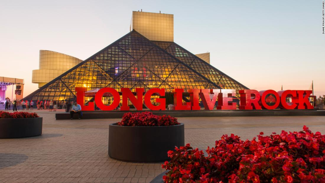 The Rock & Roll Hall of Fame replaced the live induction ceremony with a special HBO