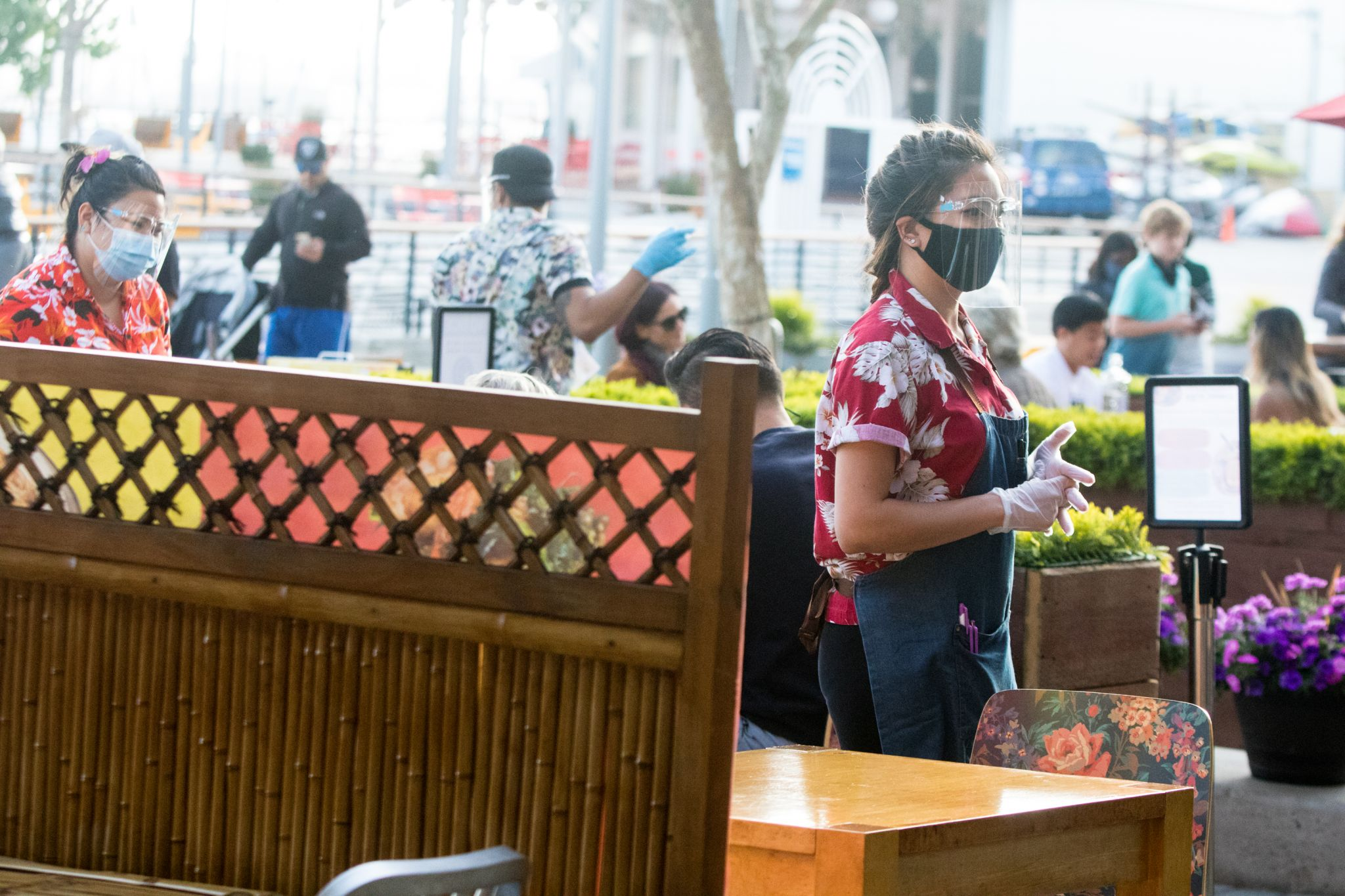 Multiple Alameda County cities will support outdoor dining in spite of new state guidance