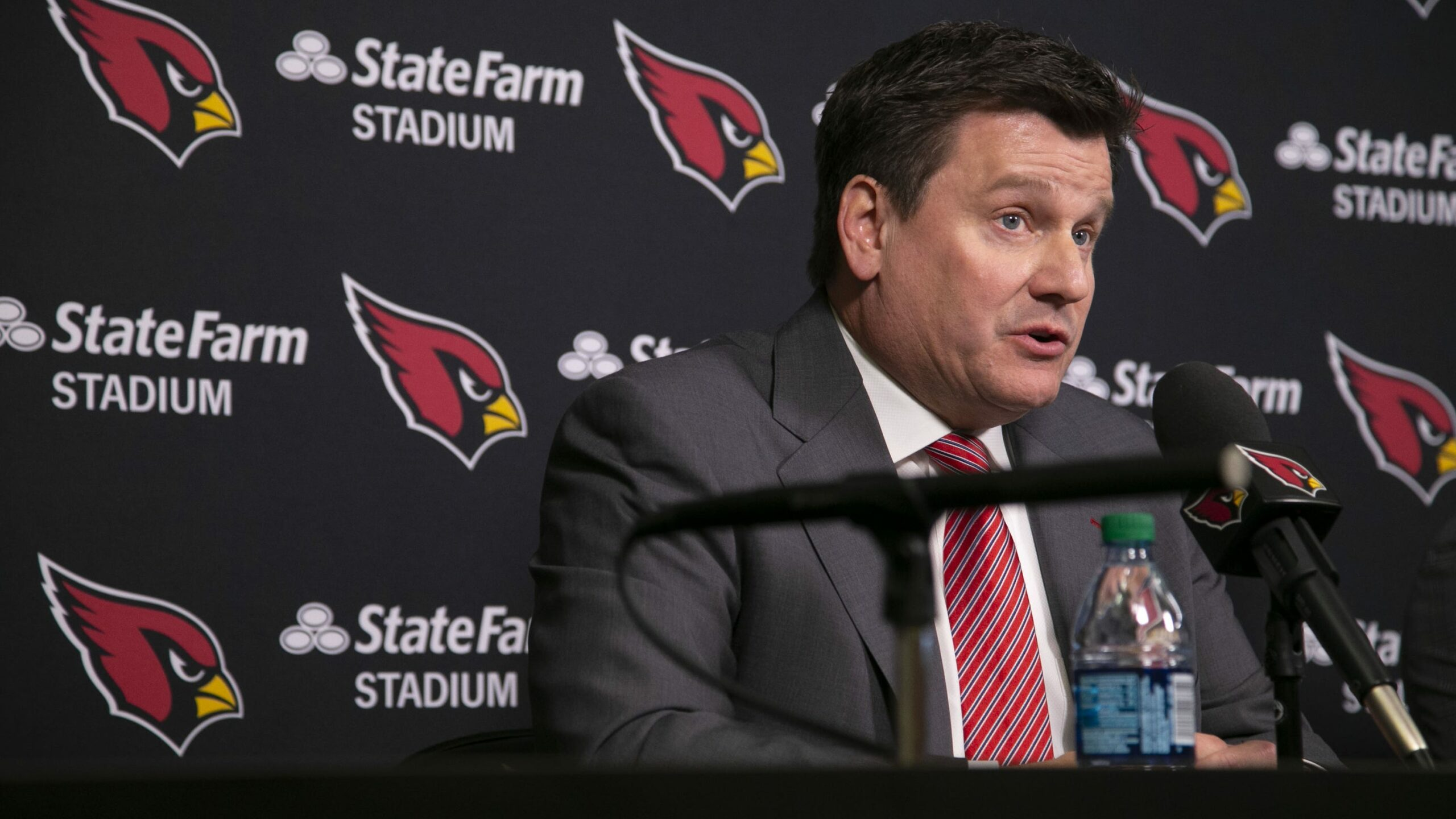 Arizona Cardinals owner released from hospital