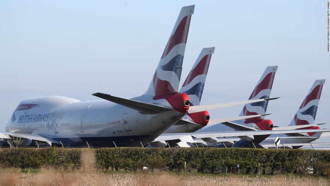 Boeing 747: British Airways is retiring its fleet of jumbo jets