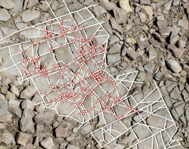Rock Fragmentation Patterns