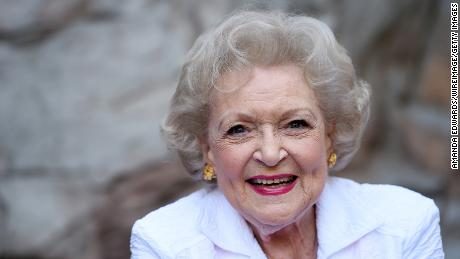 Betty White is doing perfectly fine despite the coronavirus pandemic