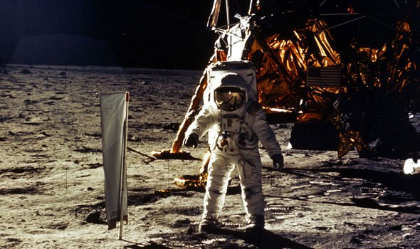The Moon landing occurred 51 years ago this week