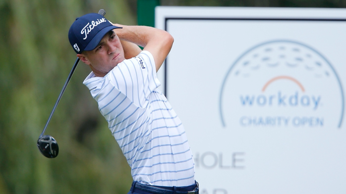 2020 Workday Charity Open leaderboard, takeaways: Justin Thomas surges into the lead in Round 3