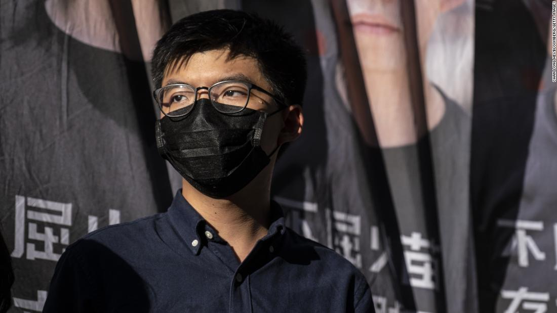 A number of Hong Kong pro-democracy candidates disqualified from impending election