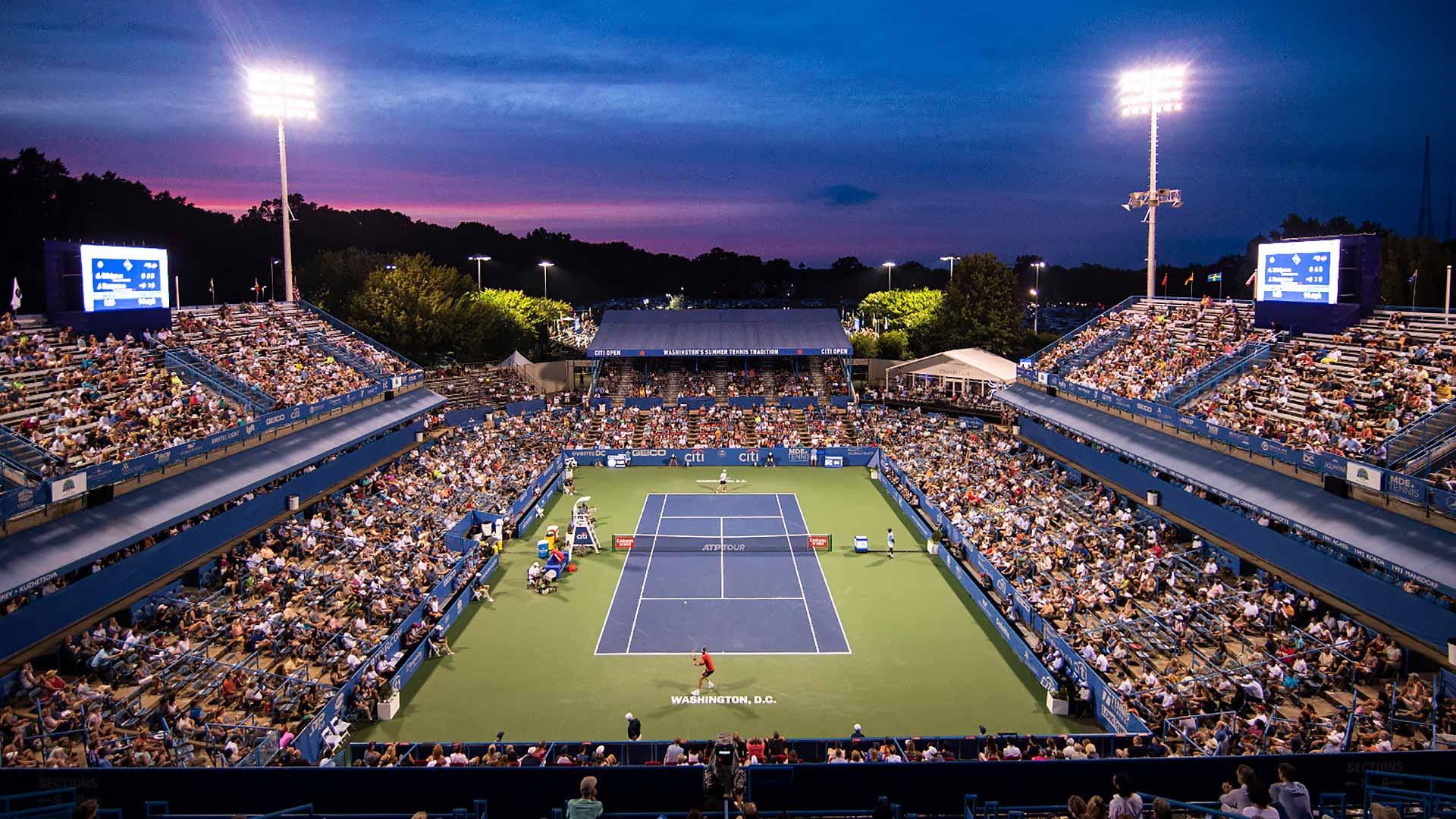 ATP Announces Cancellation Of The 2020 Citi Open | ATP Tour