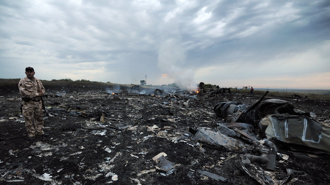 Almost 6 A long time After MH17 Was Shot Down, Dutch Prosecutors Say They Will Sue Russia : NPR