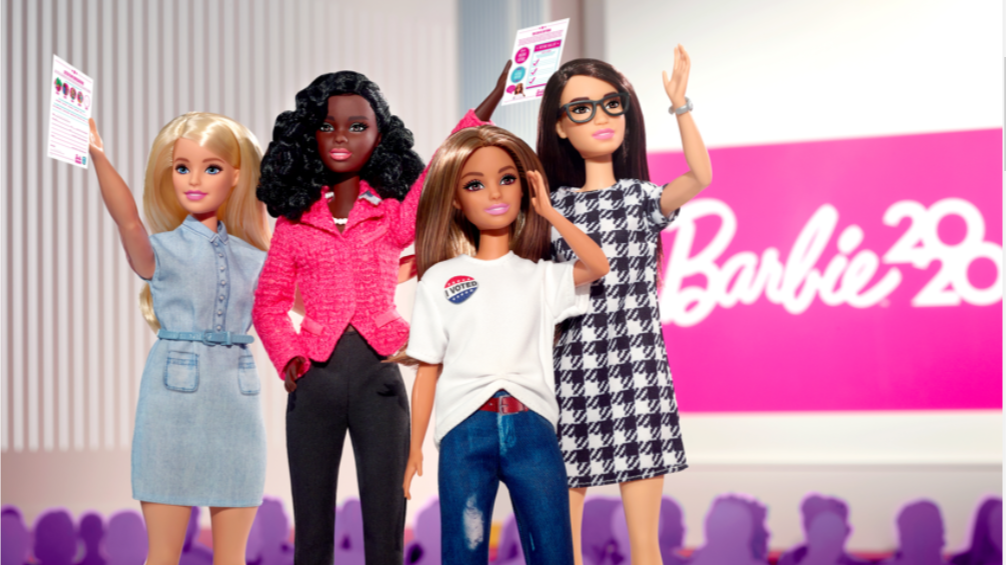 An Oral Heritage Of How Barbie Dropped The Presidency Yet Once again : NPR
