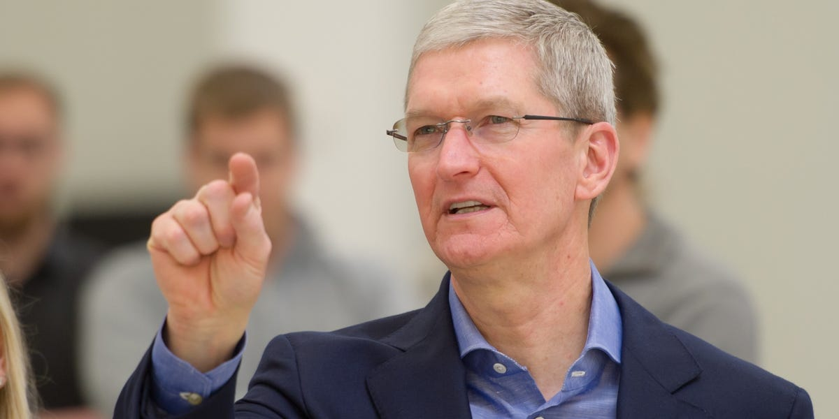 Apple's Tim Cook releases opening statement ahead of antitrust hearing
