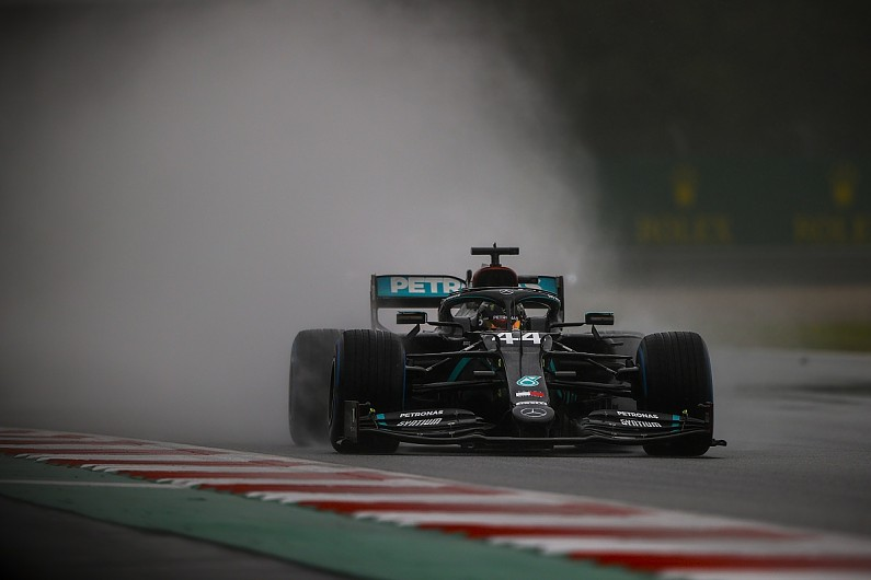 """Autosport Podcast: Hamilton's Styrian GP qualifying lap """"not from this world"""" – F1"""