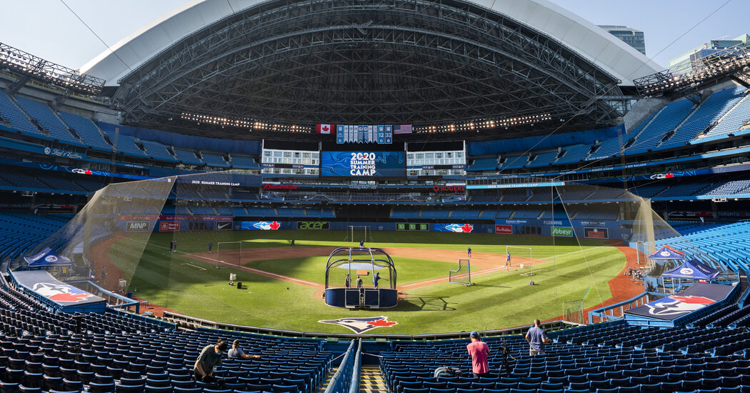 Blue Jays Cannot Engage in Game titles in Canada Because of Pandemic