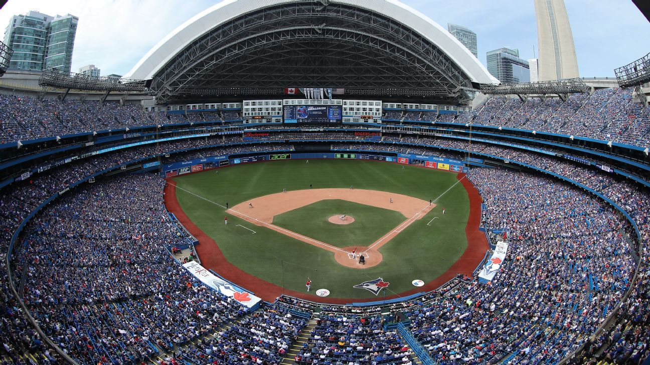 Blue Jays not authorized to play video games in Toronto