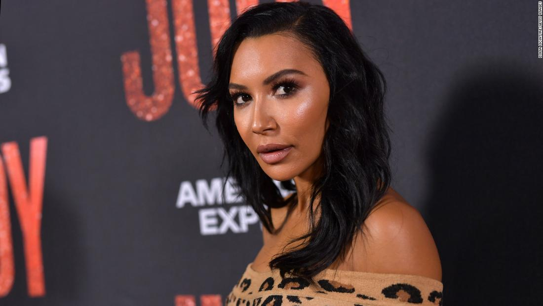 Body located at lake exactly where 'Glee' actress Naya Rivera went missing, authorities say