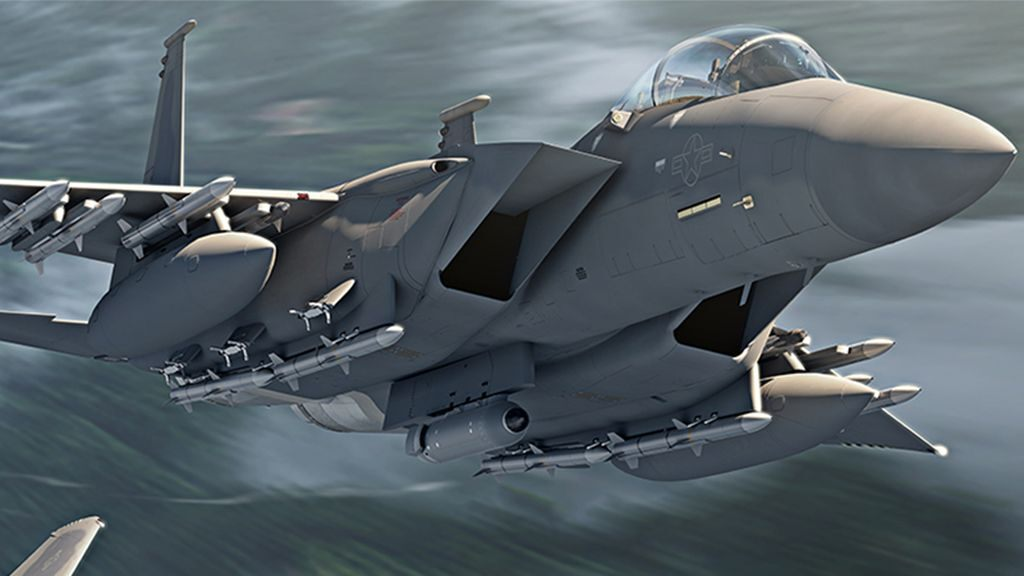 Boeing awarded nearly $23B Air Force contract for F-15EX fighter jet program