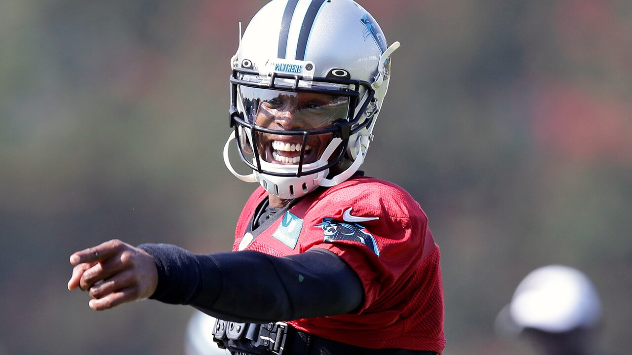 Cam Newton wants to 'stick it up everyone's a--' with Patriots