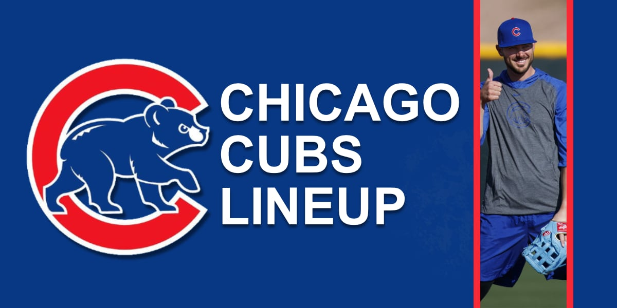 Chicago Cubs Lineup: Kris Bryant Returns!