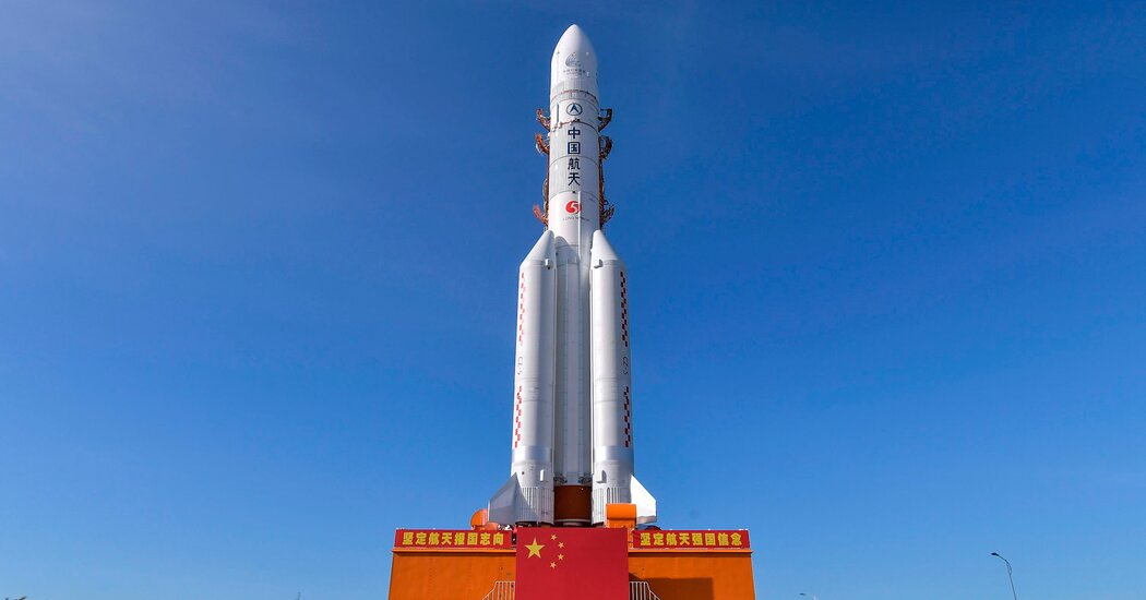 China's Mars Launch: When to Check out