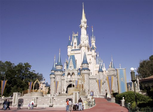 Cinderella's Castle Paint Gets Mixed Review During Its Reveal – Deadline