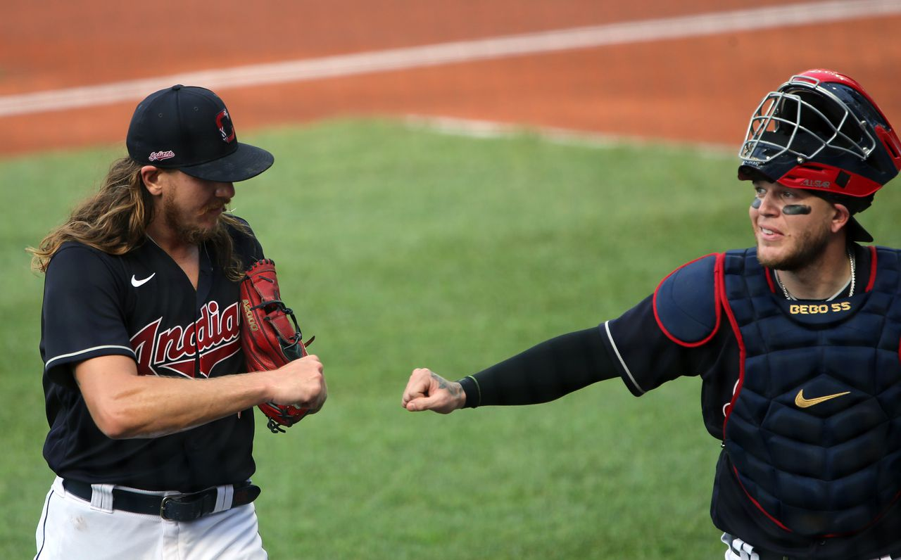 Cleveland Indians beat Pirates in slugfest, 11-7; Mike Clevinger pitches well in final tuneup