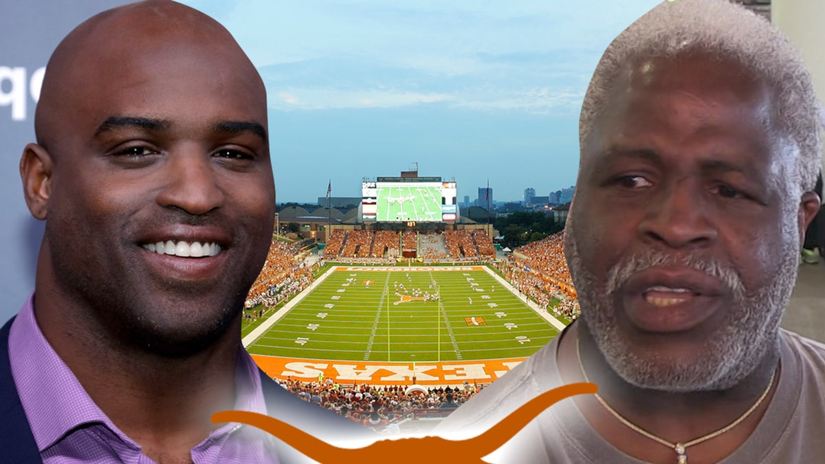 College of Texas to Rename Soccer Area Immediately after Ricky Williams, Earl Campbell