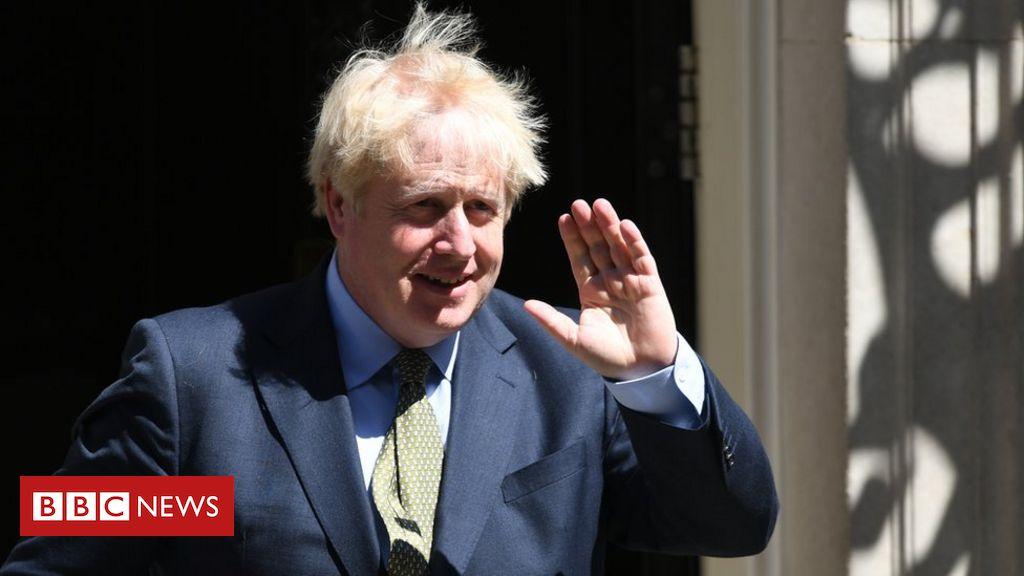 Coronavirus: Boris Johnson suggests response displays 'might of United kingdom union'