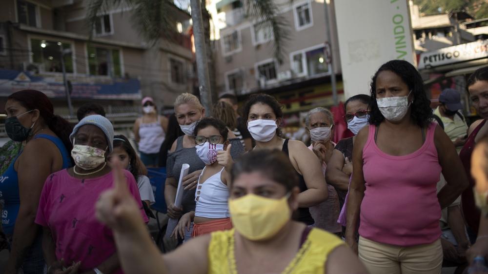 Coronavirus accelerates from US to Brazil and Australia: Live | News