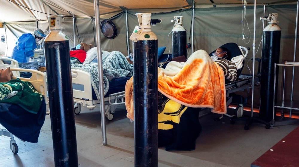 Coronavirus 'storm' as South Africa cases surge: Live updates | Coronavirus pandemic News