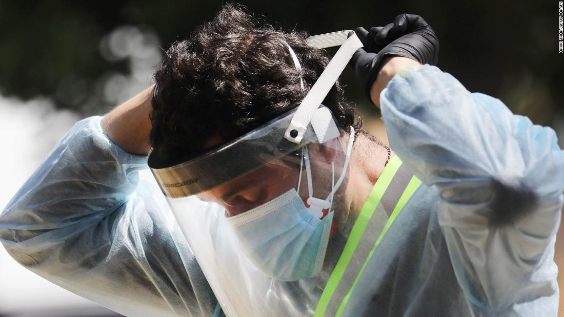 Delayed use of Defense Production Act leads to ongoing shortages of protective gear