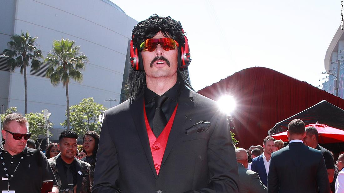 Dr Disrespect will not return to Twitch, he states
